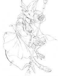 Freya da rat by hibbary