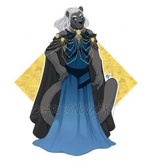 Elegant Warrior
