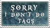 Anti-Tags Stamp by Sir-Drago