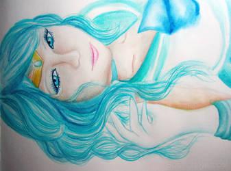 Neptune by Susaleena