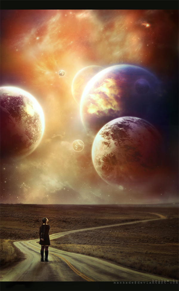 .the Stolen Planets