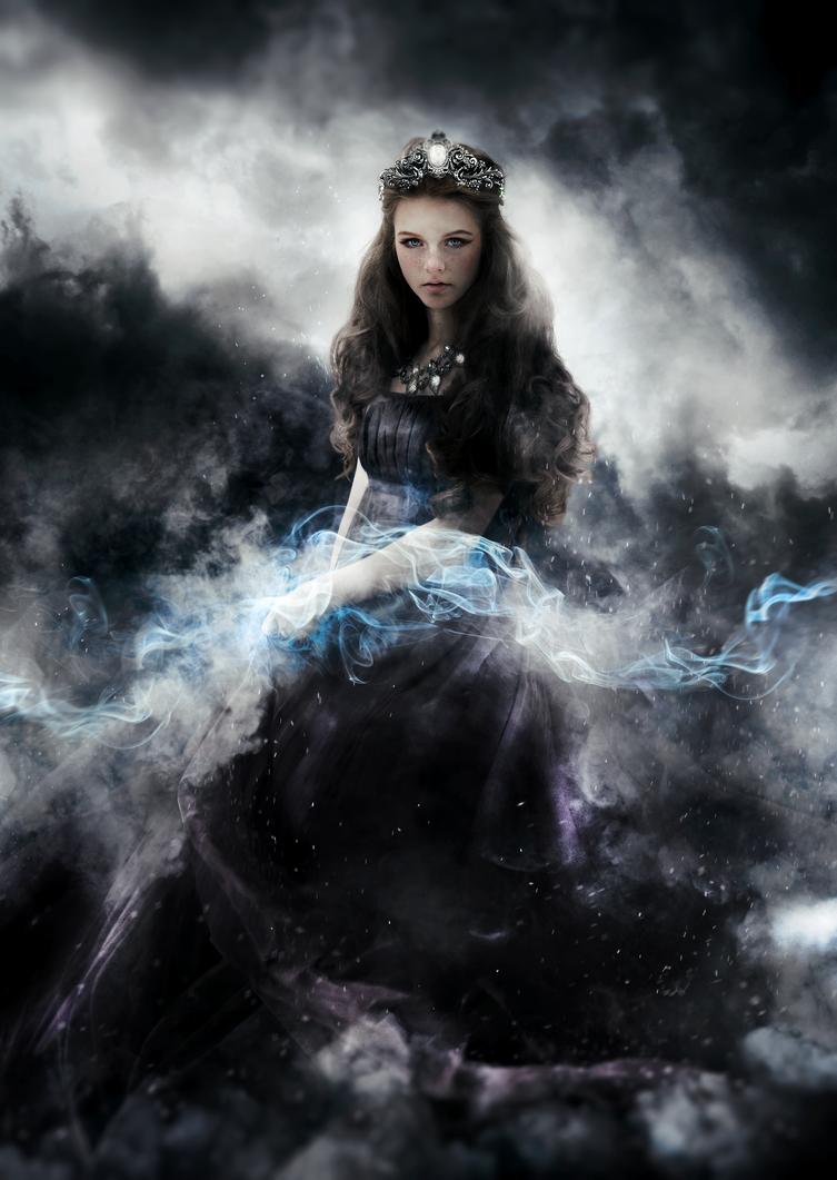 Queen Elemental: Air by masKade