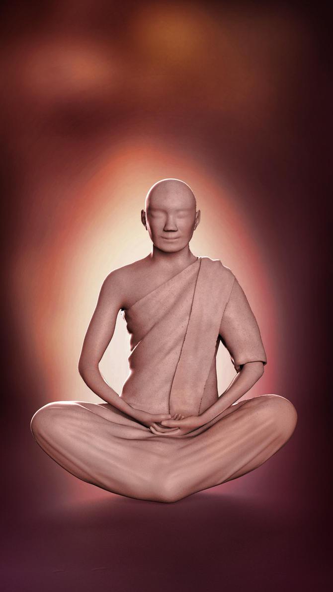 Buddhist by Tellurian84