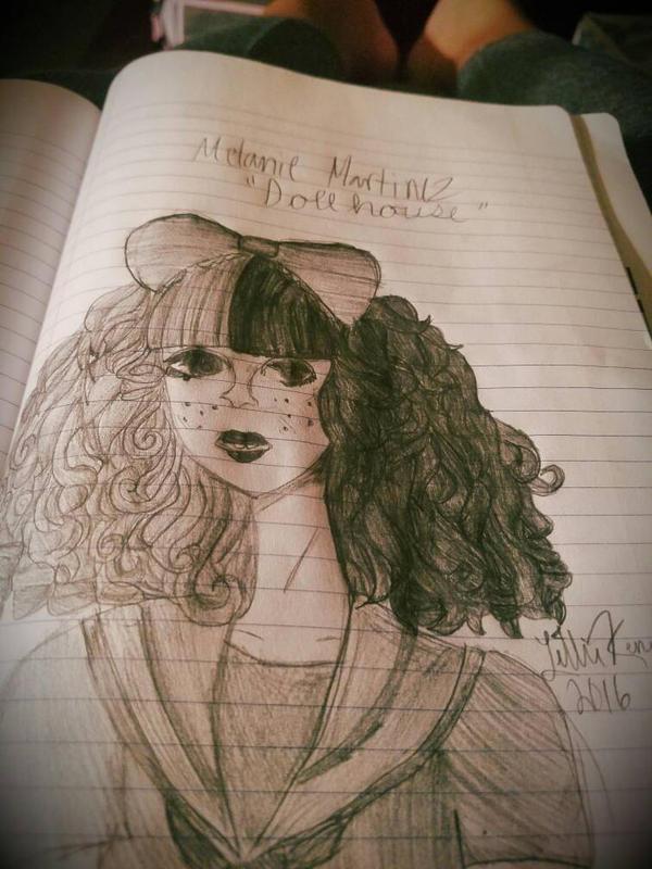 Dollhouse Melanie Martinez by lillietheantagonist