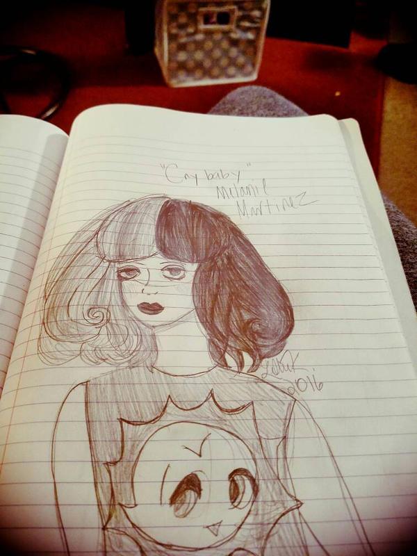 Crybaby- Melanie Martinez by lillietheantagonist
