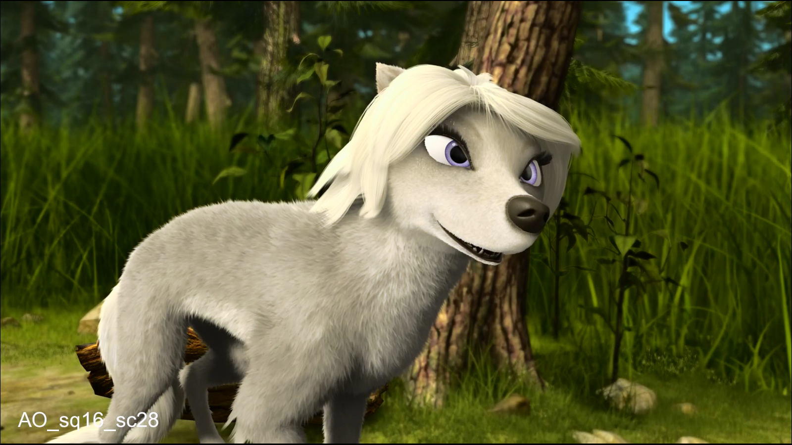 Alpha And Omega: Lilly Screencap By KateAlphaLeader On