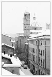 Snowy Ascoli by Philla
