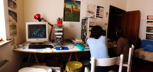 My desktop by Philla