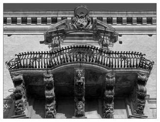 Balcony by Philla