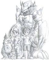 Digimon fan by soul-searcher243