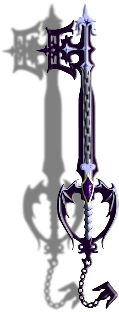 New tattoo idea Oblivion_Keyblade_by_soul_searcher243