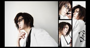 Aizen Sosuke Cosplay