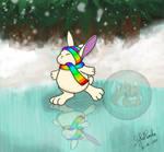 Pride Bunny