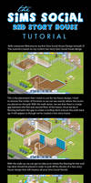 Sims Social: 2nd Story House Tutorial