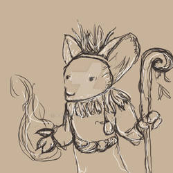 Druid Mouse