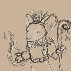 Druid Mouse