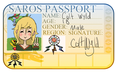 Colts Passport