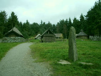 Viking Village 2 by NaviStock