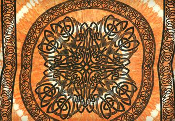 Celtic Blanket