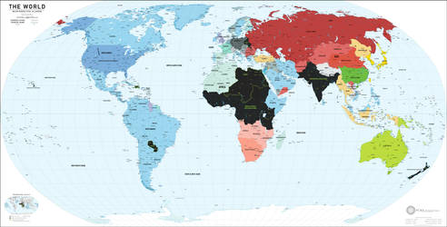 VME World Map Final by RvBOMally