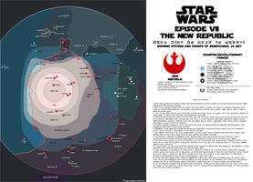 Star Wars Episode VII: The New Republic by RvBOMally