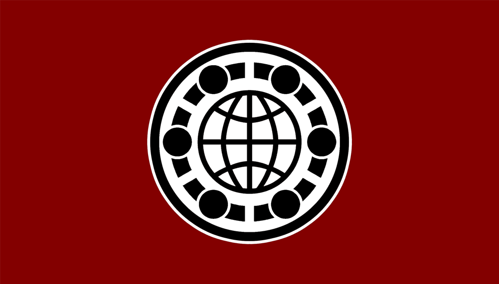 Flag of the Galactic Empire by RvBOMally