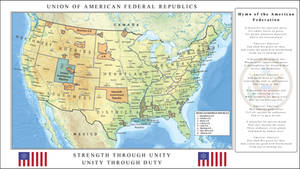 Union of American Federal Republics