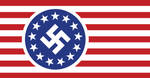Flag of the New American Republic