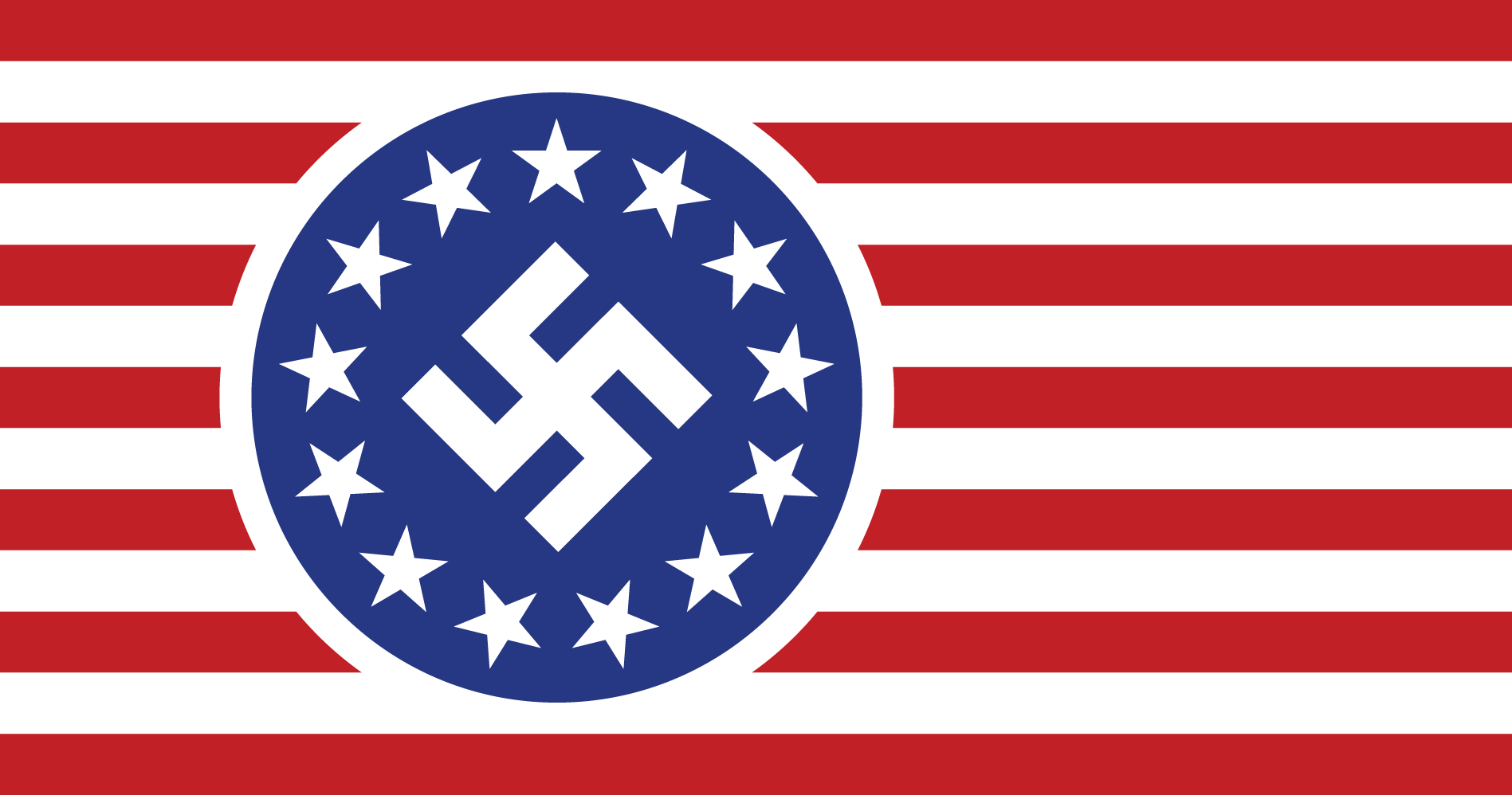 Flag of the New American Republic by RvBOMally on DeviantArt
