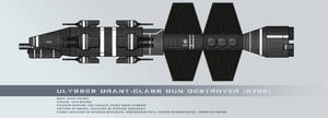 Ulysses Grant-class Gun Destroyer