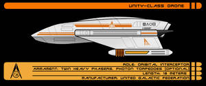 Unity-class Drone by RvBOMally