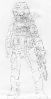 [AAPA] Coalition Infantryman
