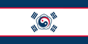 Flag of the Choson Republic by RvBOMally