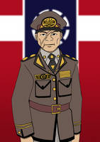 Alliance Marine Corps General by RvBOMally