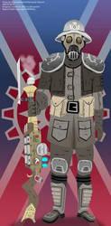 Avelovan Soldier by RvBOMally