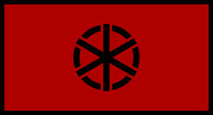 Flag of the Crimson Empire by RvBOMally
