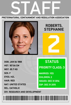 PCRA ID Card