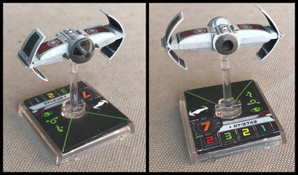 [X-Wing] Republic T.I.E Fighter