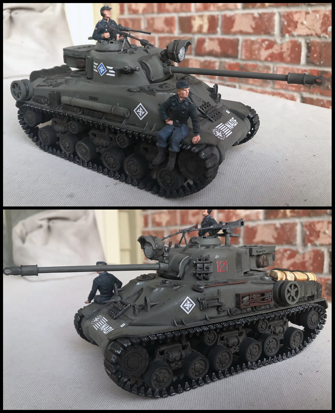 M56 Sherman