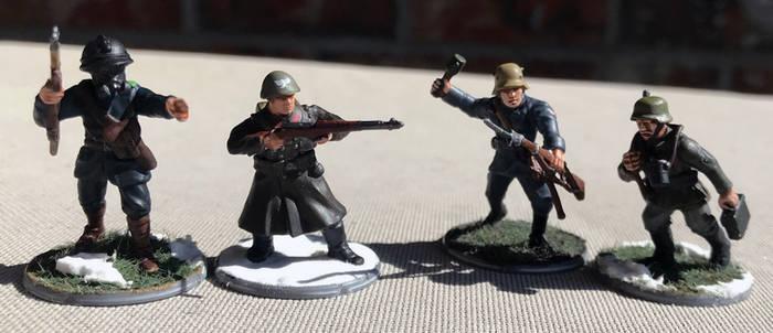[TL-191] Second Great War European Infantry