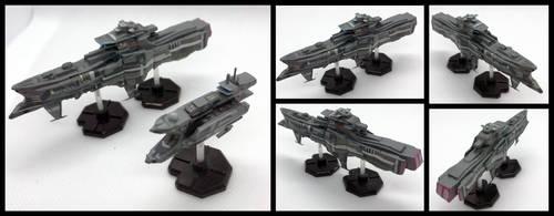 [DoV] Arethusa-class Cruiser