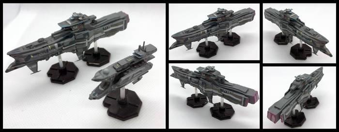 [DoV] Arethusa-class Cruiser by RvBOMally