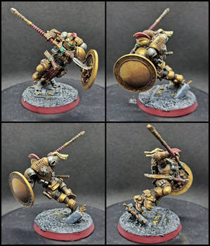 [40K] Minotaurs Space Marines