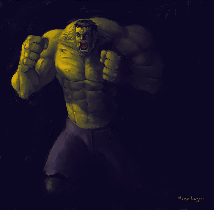 Real-hulk by mikeorion22