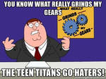 For the love of god Teen Titans Go Haters SHUT UP!