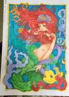 # 33 The Little Mermaid by Tanaka2san