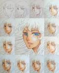 #11 SKIN TUTORIAL by Tanaka2san