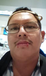 New lip rings