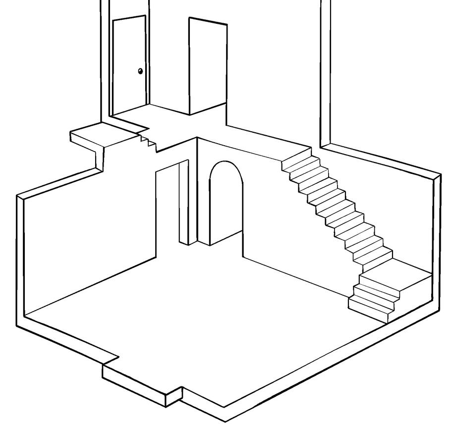 Hs living room by 004 pika jey on deviantart Room blueprint maker