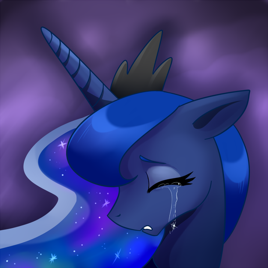 Luna Cry by MrSpartin
